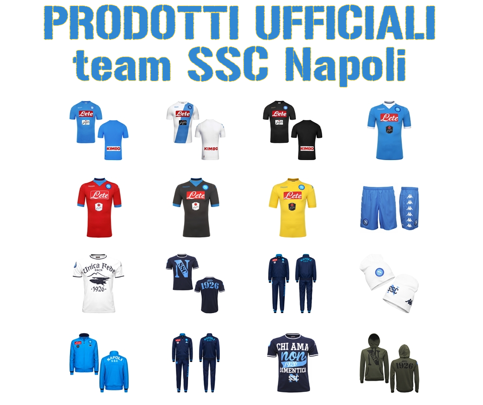 Team SSC NAPOLI